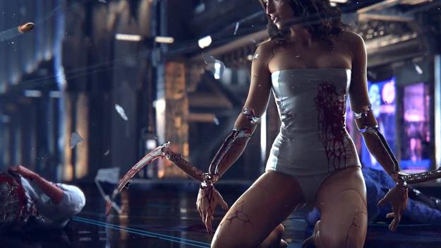Cyberpunk 2077 разрабатывают на измененном движке от игры Ведьмак 2