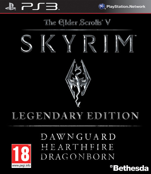 Bethesda делает издание Legendary Edition игры The Elder Scrolls 5: Skyrim совместно со всеми добавлениями
