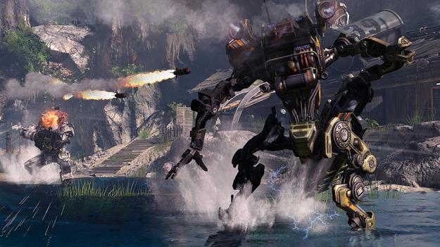 Разработчики Titanfall трудятся над новой игрой — экшеном от третьего лица