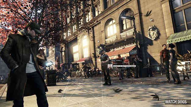 Ubisoft предлагает презентовать жителям города игрового мира Watch Dogs собственные имена