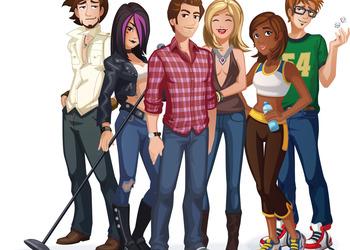 Скриншот The Sims Social