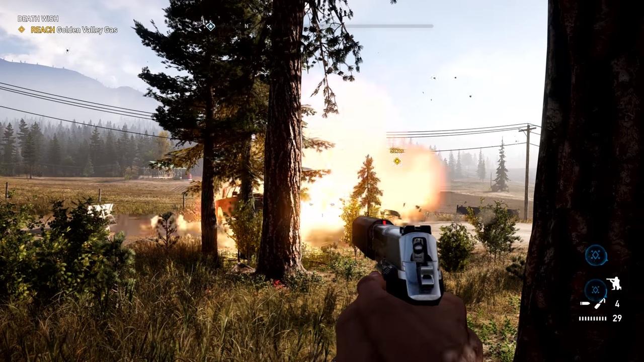 Создатели Far Cry 5 представили новый трейлер