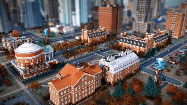 ЕА остановила рекламу игры SimCity