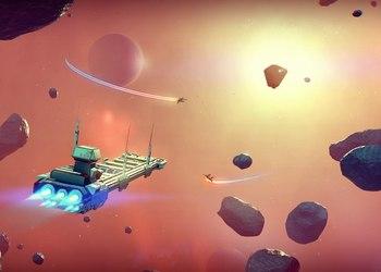 Снимок экрана No Man'с Sky