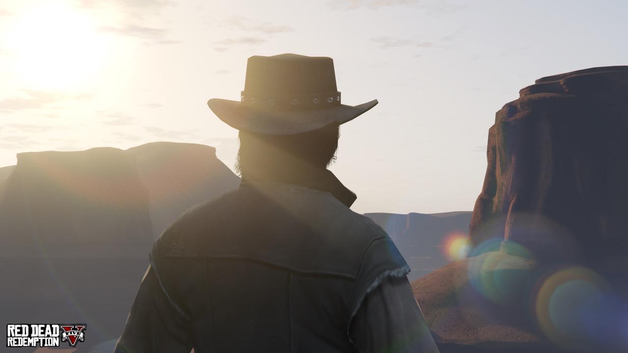 Карта изRed Dead Redemption появится вGTA 5