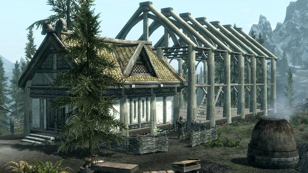 Состоялся релиз дополнения Heratfire для РС версии игры Skyrim