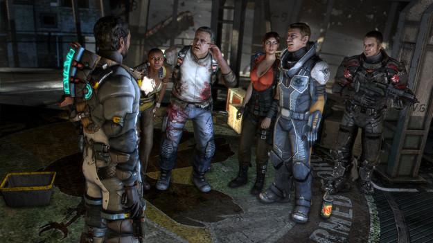 Обнародован обновленный трайлер к игре Dead Space 3