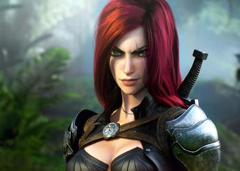 Снимок экрана League of Legends