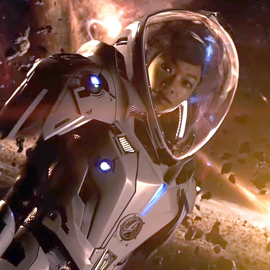 За десять лет до Кирка и Спока: вышел первый трейлер сериала «Звездный путь: Дискавери»
