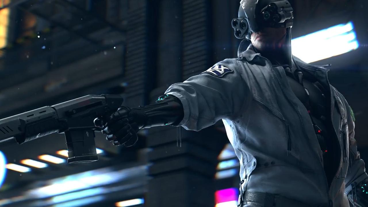 ВCyberpunk 2077 можно будет сделать своего неповторимого персонажа