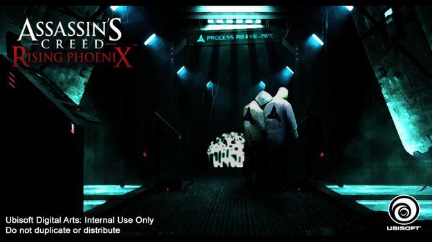 В интернет проникло второе изображение неанонсированного проекта Assassin'с Creed: Rising Phoenix