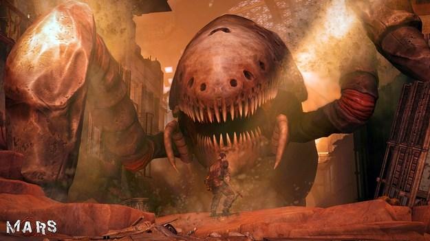 Создатели сообщили все, что надо понимать об игре Mars: War Logs