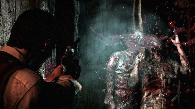 В интернете вышли свежие компоненты игры The Evil Within
