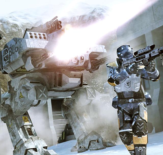 Фанаты Battlefield 2142 возродили игру впроекте Revive