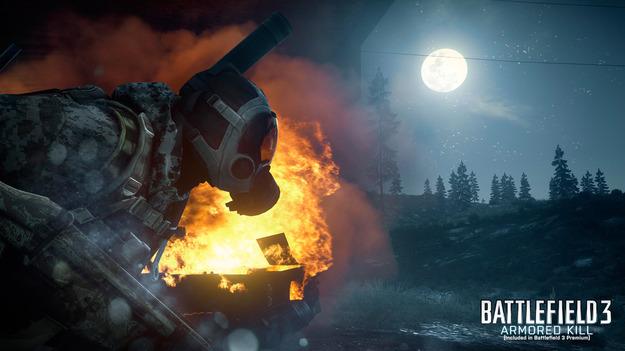 Анонсирована точная дата релиза дополнения Armored Kill к игре Battlefield 3