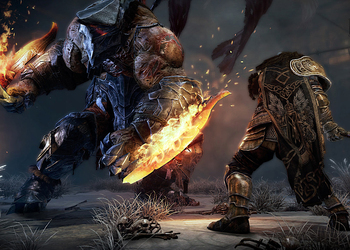 Снимок экрана Lords of the Fallen