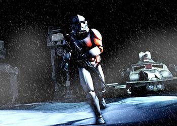 Снимок экрана Star Wars: Battlefront