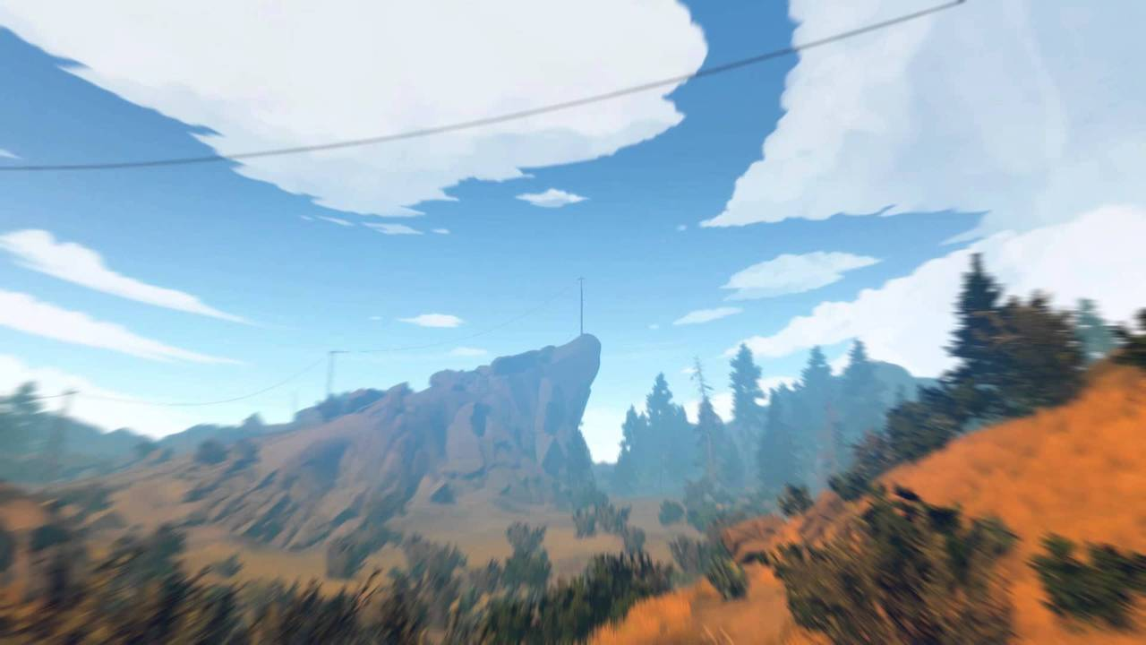 Firewatch (2016) PC - Скриншот 3