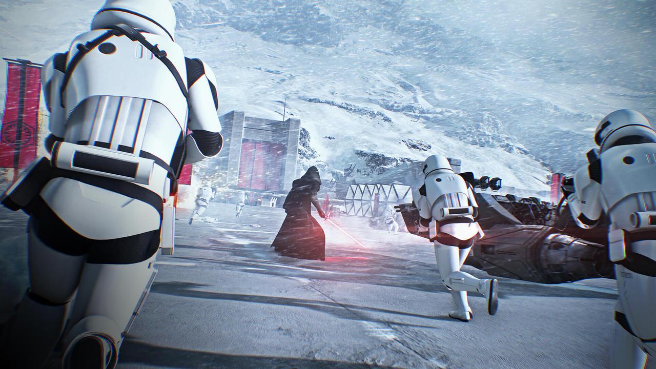 Блог им. admin: Battlefront 2 Deluxe Edition можно открыть в обычной версии