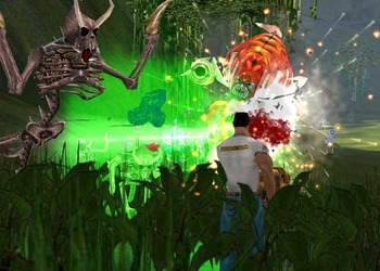Скриншот Serious Sam: The Second Encounter