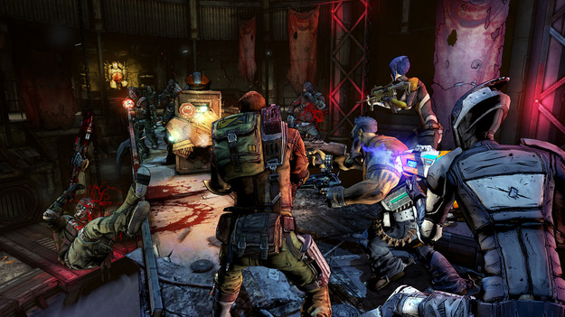 Цифровая версия игры Borderlands 2 в России и СНГ будет привязана к региону