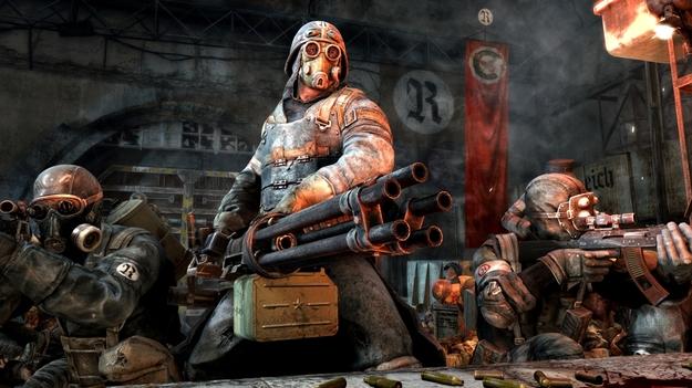 Создатели игры Metro: Last Light произвели обновленный трайлер для добавления Factions Pack