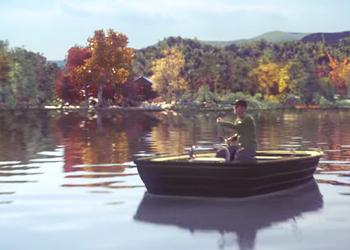 Снимок экрана Dovetail Games Fishing