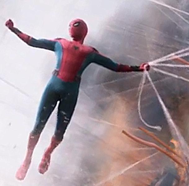 Вweb-сети появился тизер нового фильма «Человек Паук»