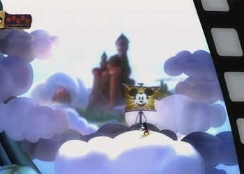 Скриншот Dysney Epic Mickey