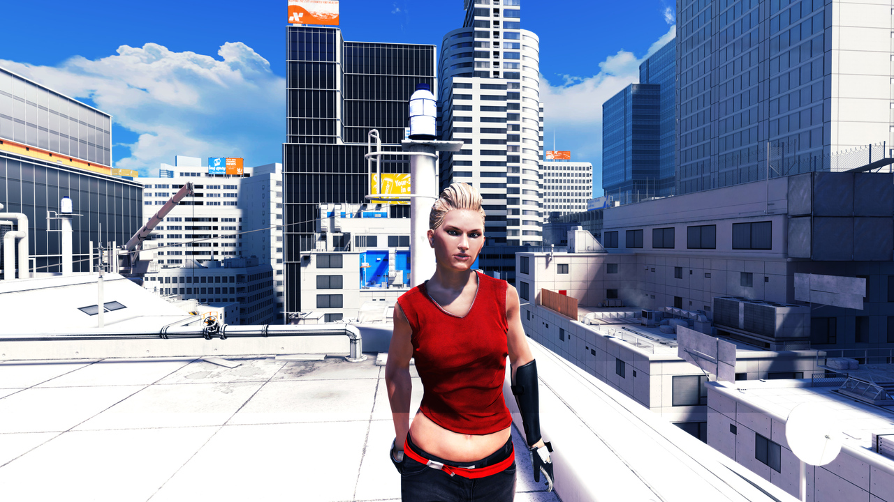 Mirror's Edge: Catalyst / Mirror's Edge 2 (2016) PC - Скриншот 2