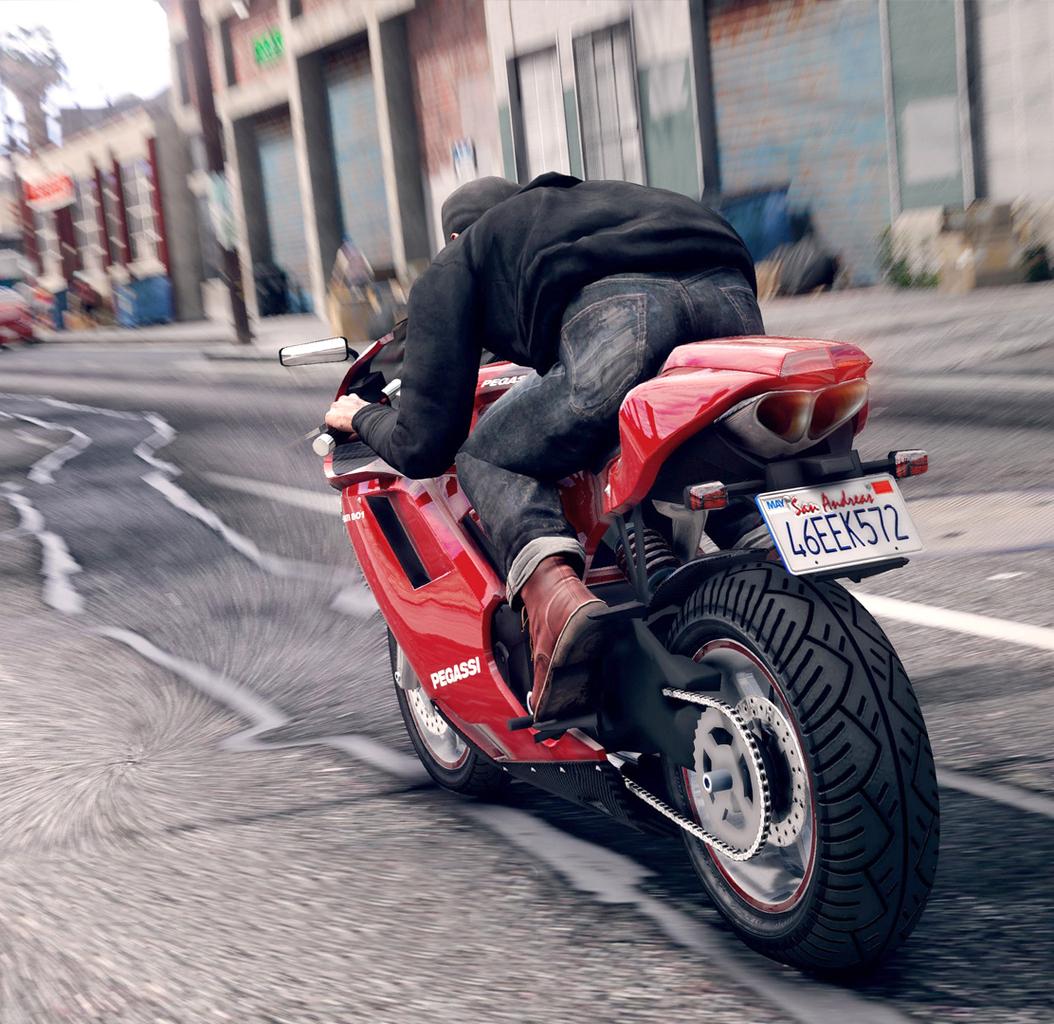 GTA V Redux удивила не только фотореалистичной графикой, но и новыми возможностями