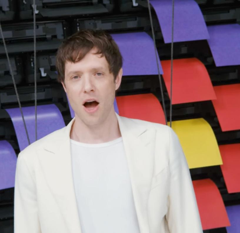 «Obsession»— новый клип группыOK Go, вкотором использовали 500 принтеров