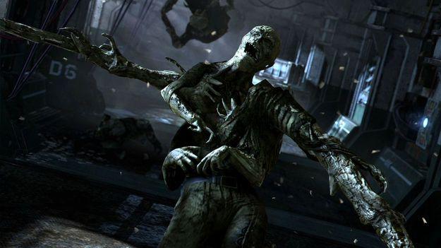 Создатели Dead Space 3 проверяют игру на людях