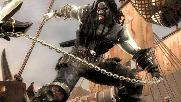 Создатели обнародовали обновленный трайлер добавления к игре Injustice: Gods Among Us с историей Яблоня