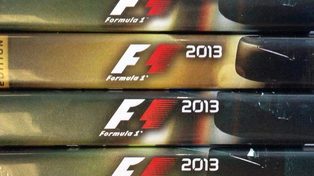 Codemasters представит аудитории свежую игру - F1 2013