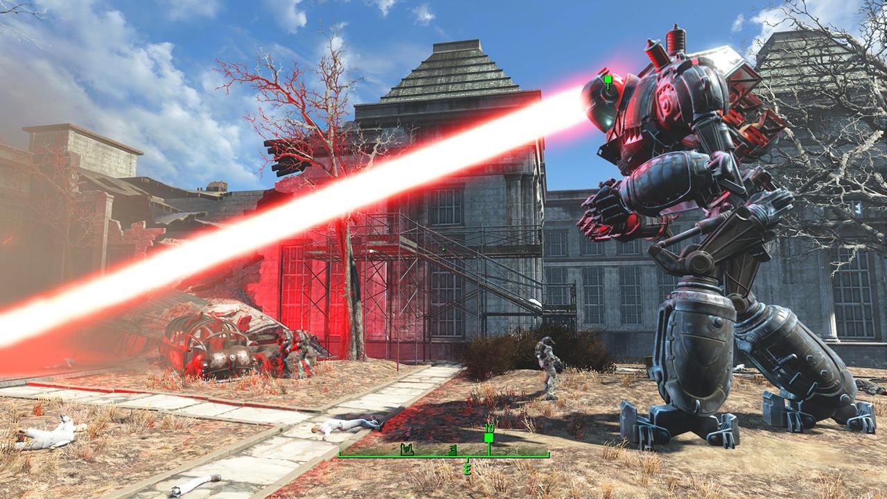 Fallout 4 станет временно бесплатной