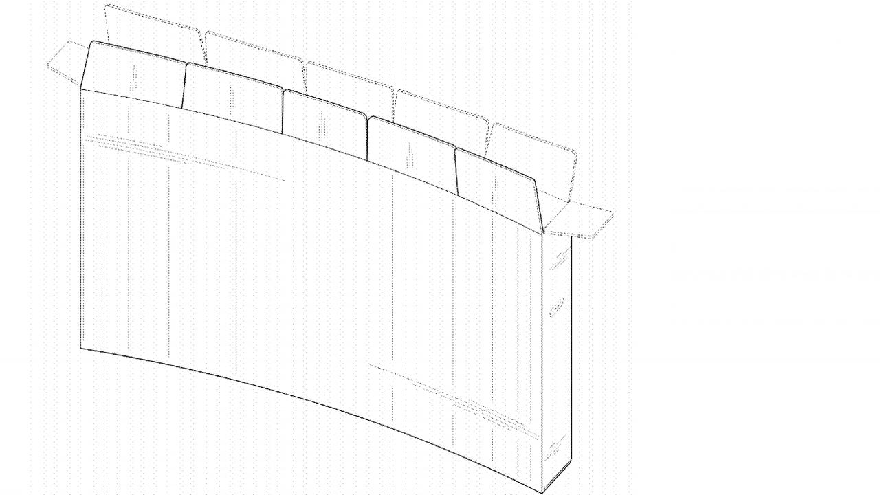Компания Самсунг изобрела картонную коробку вслед забумажным пакетом Apple