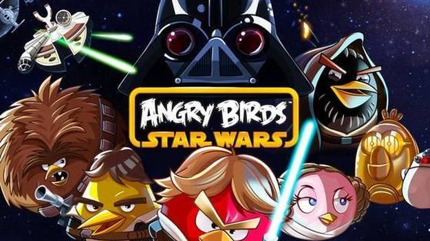 Игра Angry Birds: Star Wars будет на консолях 29 ноября
