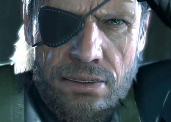 Снимок экрана Metal Gear Solid V: Ground Zeroes