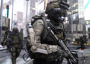 Снимок экрана Call of Duty: Advanced Warfare