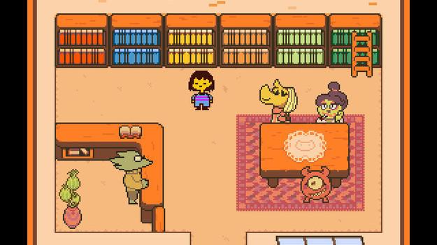 Games-Info24: НЕЗАВИСИМЫЙ РАЗРАБОТЧИК В ОДИНОЧКУ СОЗДАЛ ИГРУ UNDERTALE, КОТОРАЯ ОБОШЛА ПО ОЦЕНКАМ HALF-LIFE 2 И GTA V