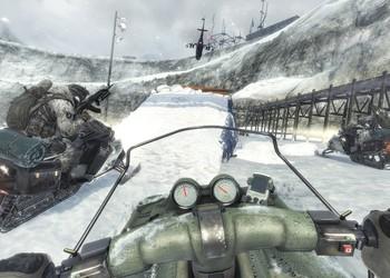 Снимок экрана Call of Duty: Modern Warfare 3