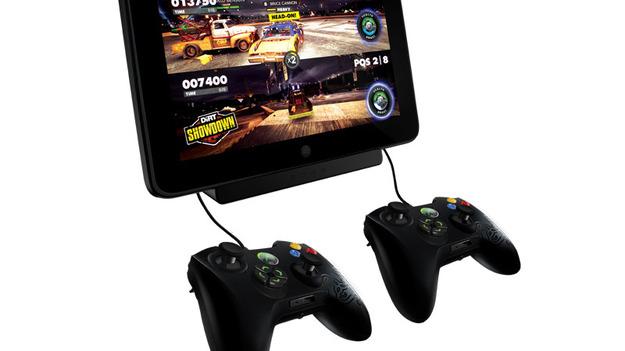Razer объявила первый планшетник, предназначенный для PC игр
