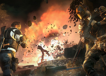 Снимок экрана Army of Two: Devil'с Cartel
