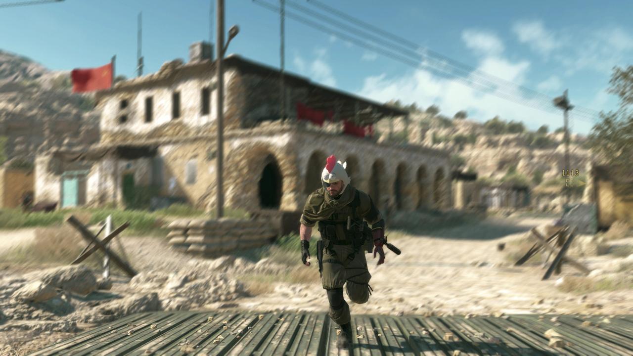 Metal Gear Solid V: The Phantom Pain (2015) PC - Скриншот 3