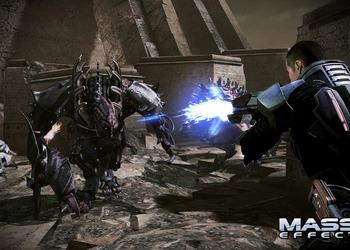 Скриншот Mass Effect 3