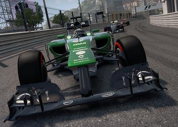 Снимок экрана F1 2014