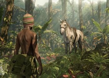 Скриншот новой игры Konami на новом движке Fox