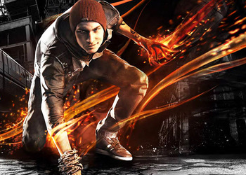 Арт Infamous: Second Son