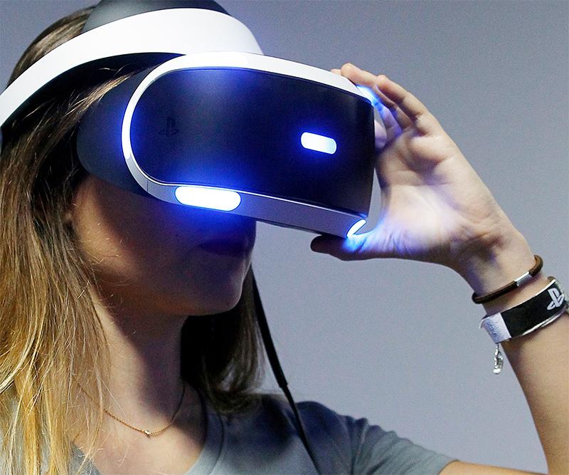Очки виртуальной реальности для консоли квадрокоптер мавик пропал, как организовать поиск